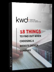 KWD - 18 things book